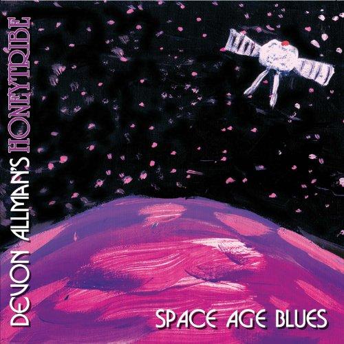 Devon Allman's Honeytribe - Space Age Blues (CD)