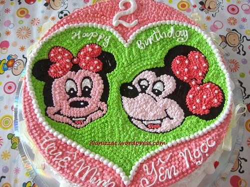 Minnie cake1