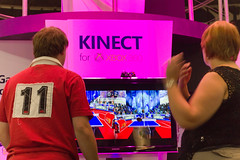 Kinect - As seen at the rAge Expo 2010 #rAgeEx...