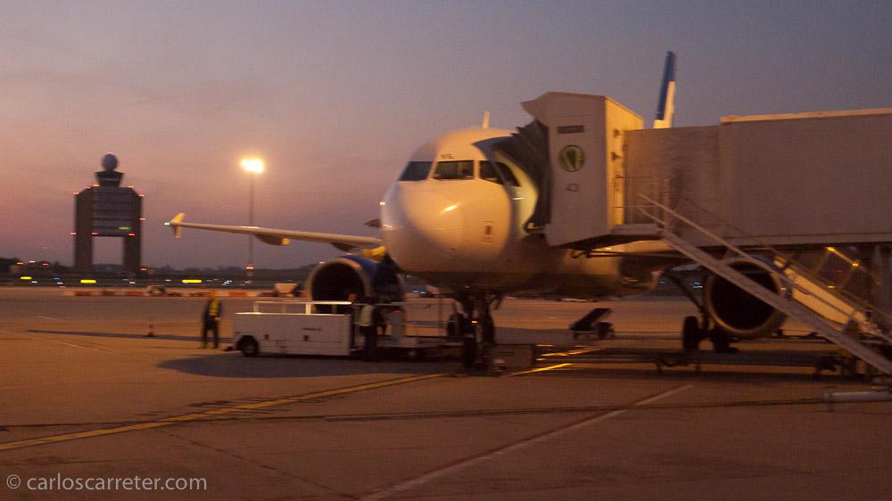 Aeropuerto de Ferihegy
