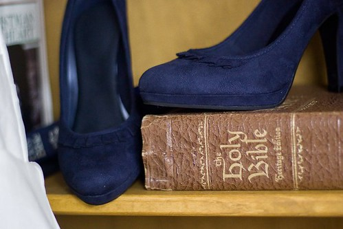 {M+E} Bible Shoes