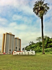 Parque Germânia, Porto Triste.