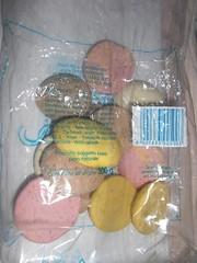 Biscotti e coloranti