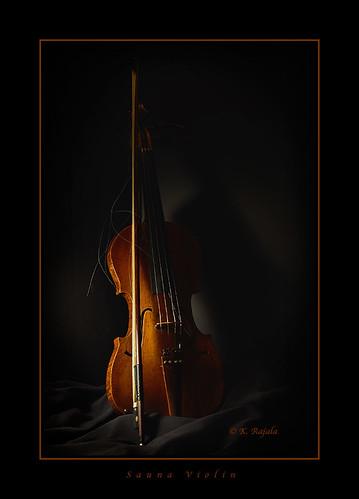 Sauna Violin