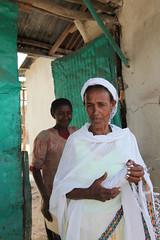 Elfinesh Dermeji a beekeeper in Denkaka