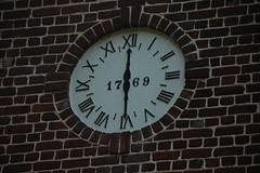 Jerusalem Lutheran Clock