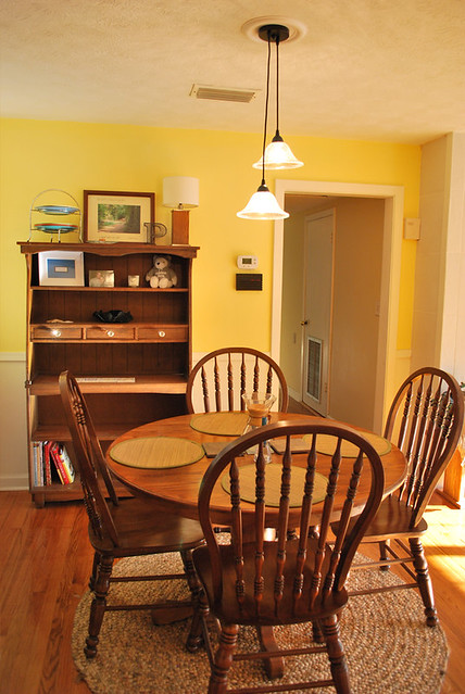 Dining Room with Hutch