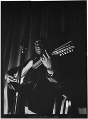 [Portrait of Leadbelly, National Press Club, W...