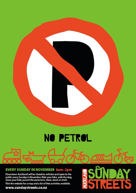 Sunday Streets - No Petrol {NOT A REAL EVENT!!!}