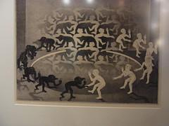 Escher, The Encounter