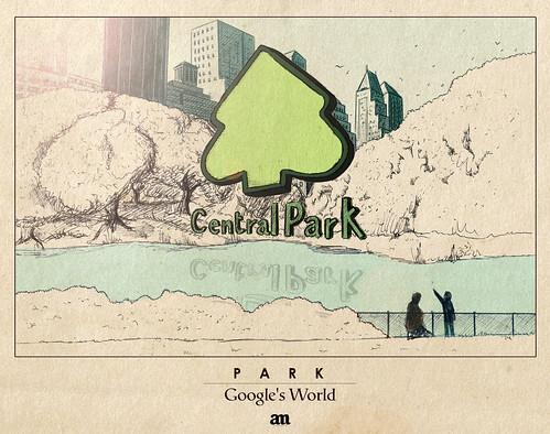 "Park ""Google's World"""
