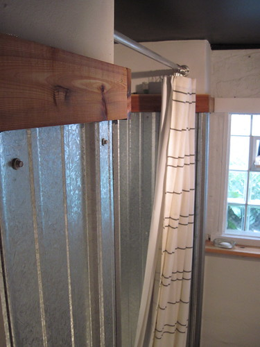 Galvanized Shower Surround A Complete How To Bungalow