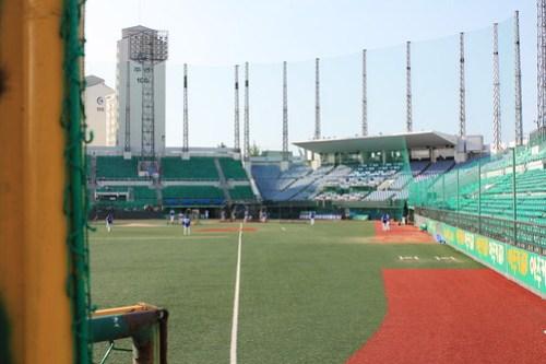 Moodeung Stadium Kia Tigers