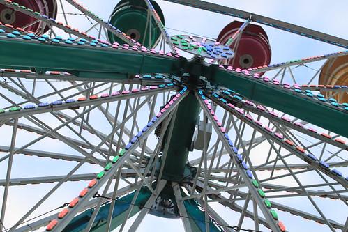 Chowan County Fair - Ferris Wheel