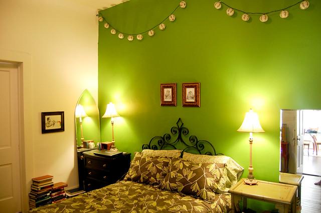 Bedroom - New Bedding