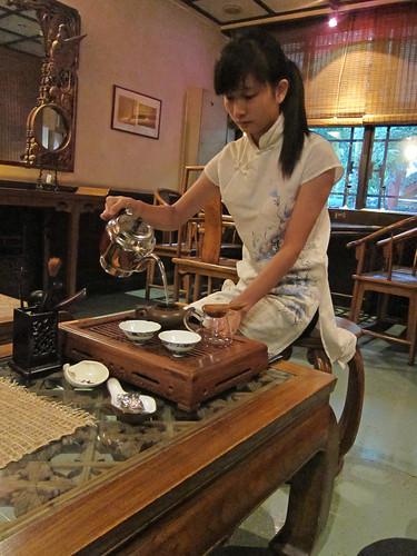 Tea Hostess