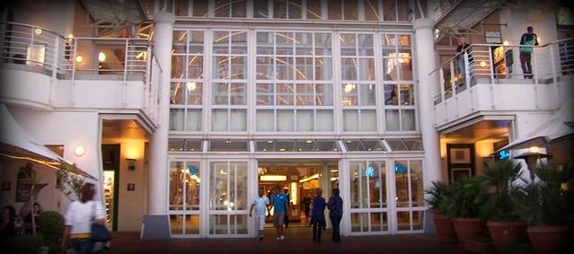 Centro Comercial en Cape Town