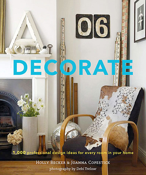 US Book Cover of Decorate