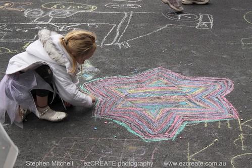 Chalk Stars