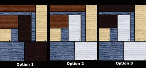 Color Options for Secret Blanket