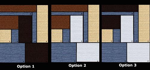 Color Options for Secret Blanket
