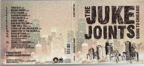 The Juke Joints - Going To Chicago!