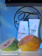 Fanny Serrano Professionals Nourishing Shampoo and Conditioner