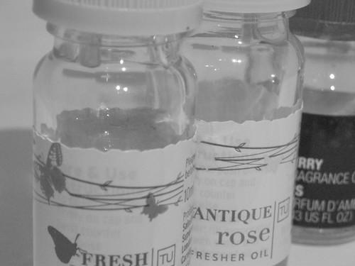 Frangrance bottles 02