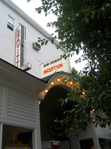 Leavitt Theatre Ogunquit ME