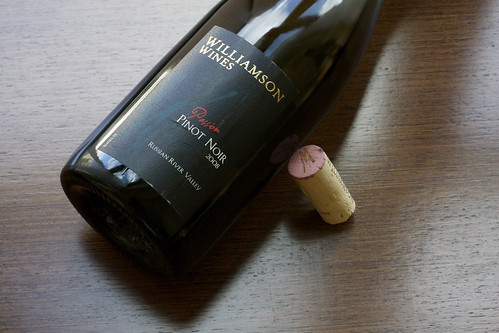 Williamson Russian River Valley Passion Pinot Noir 2008