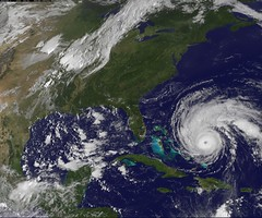 NASA Satellite Captures Hurricane Earl on September 1, 2010