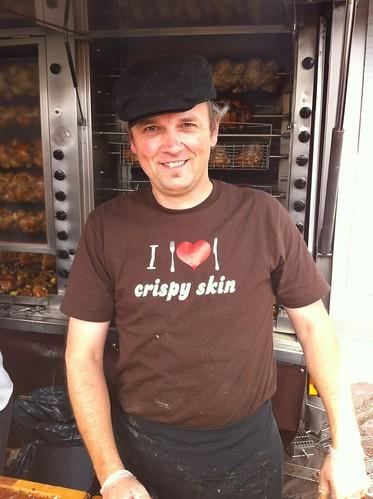 I <3 you, Chef. And your porchetta too!