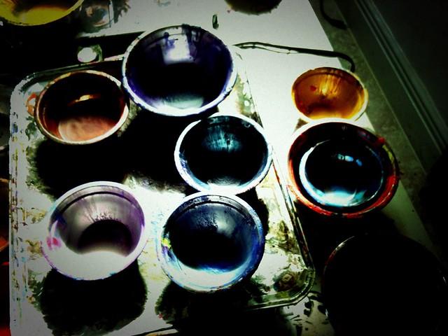 Lofi Paint Bowls