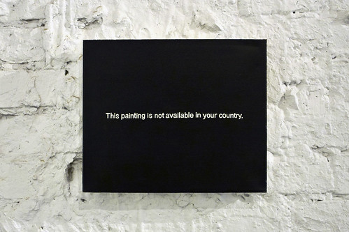 """This painting is not available in your country"""