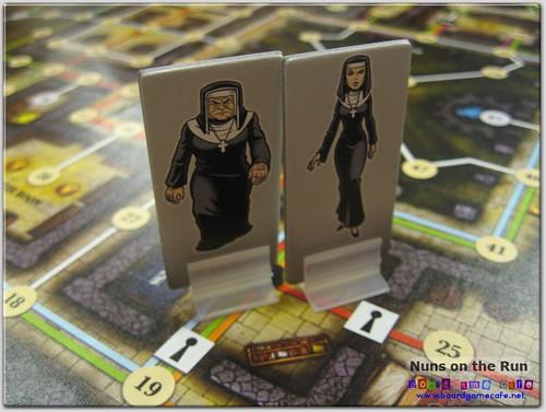 BGC Meetup - Nuns on the Run