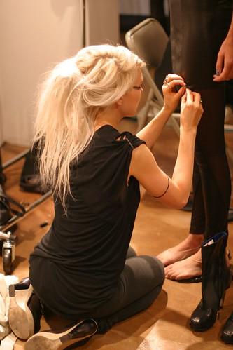 Katie Gallagher Backstage 8