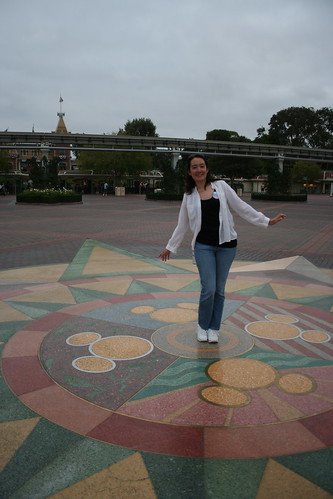 Me @ Disneyland