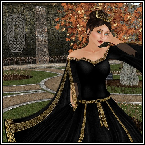 Grand Duchess Golden Raven