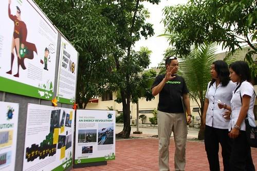 Anti-Nukes road show (Pangasinan)
