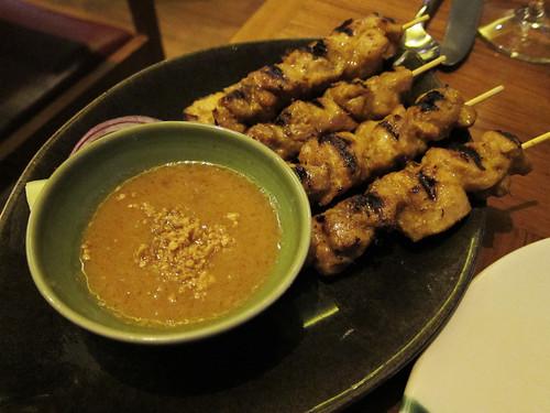 Corn-Fed Chicken Satay
