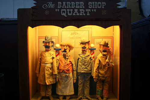 "The Barbershop ""Quart"""