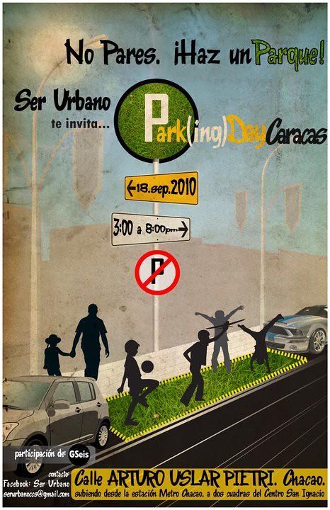 Parkingday Caracas