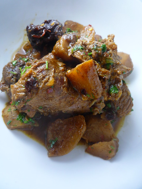 Mutton Tagine