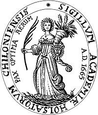 Seal of the Christian-Albrechts-Universität of Kiel