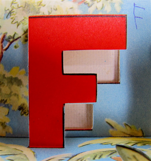 abecedari, 1: F