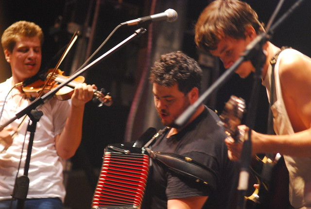 bristol rhythm & roots: the felice brothers