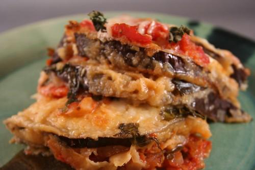 Eggplant Parmesan (gluten-free)