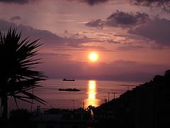 Salamina Coast, Greece