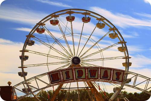 ferris wheel midway