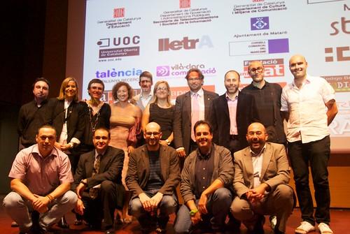 Premis Blocs Mataró 2010